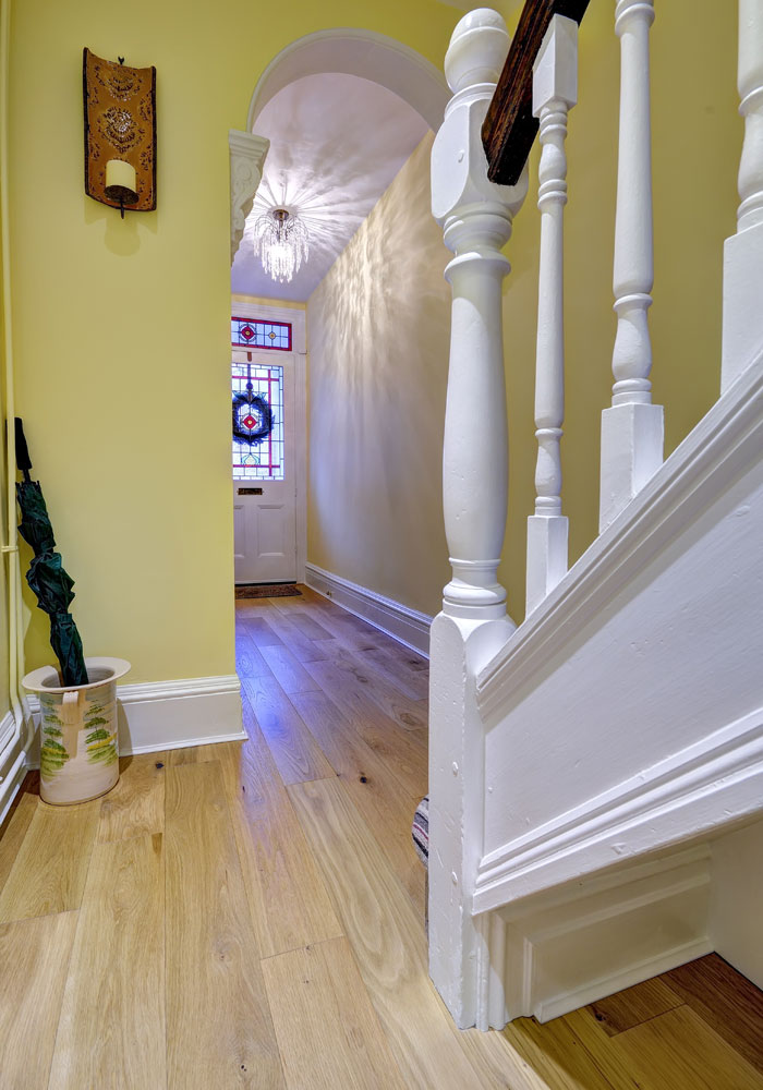Karndean Hallway Flooring in Ipswich - Harts Carpets and Flooring