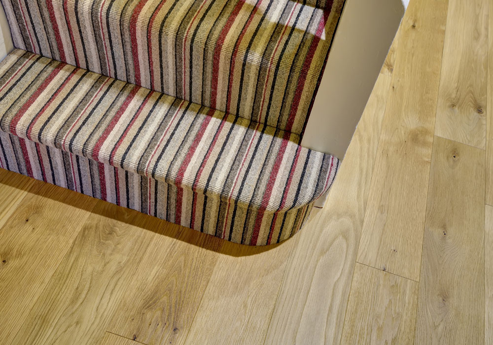 Stair Carpet Supplied and Installed in Suffolk - Harts Carpets and Flooring