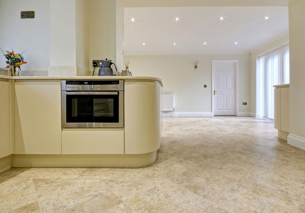 Kitchen Vinyl Flooring in Stowmarket - Harts Carpets and Flooring