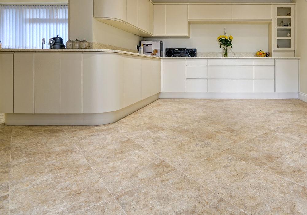 Kitchen Vinyl Flooring in Stowupland - Harts Carpets and Flooring