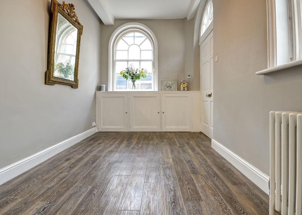 Karndean Luxury Vinyl Tile for Hallways - Harts Carpets and Flooring