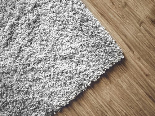 carpet or vinyl flooring